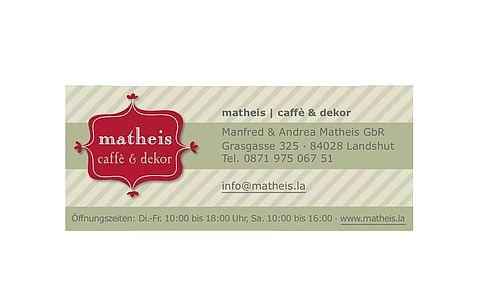 matheis caffè & dekor