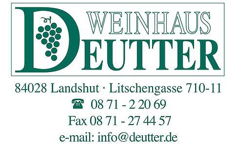 Weinhaus Deutter