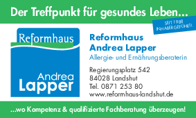 Reformhaus Lapper